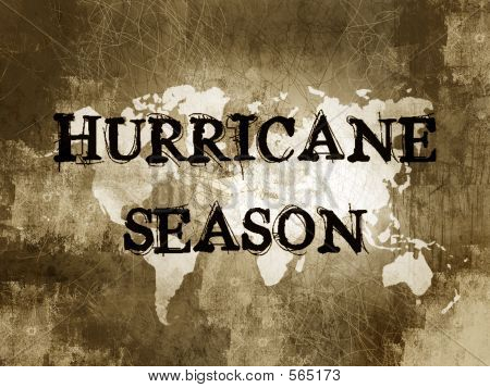 Hurricane Season In Brown