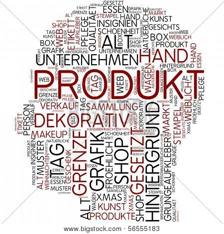 Info-text graphic - product