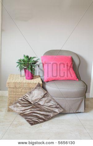 Classic chair Interior design