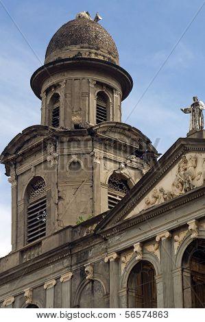 Cathedral, Managua, Nicaragua