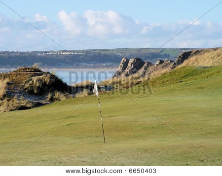 Golf on the Gower