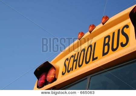 School Bus Diagonal