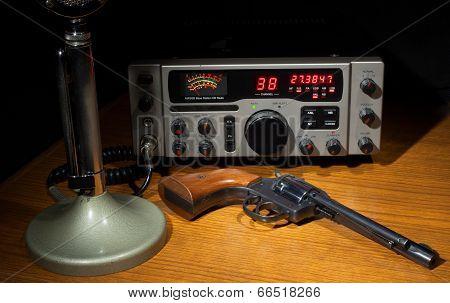 Radio And Revolver