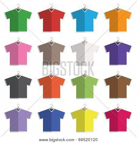 V Neck Tshirts
