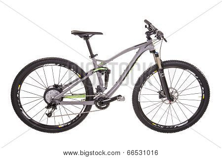 Modern Mountain Bike