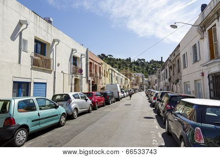 Les Ponchettes In Nice, France