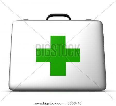 Herbal Medical Box