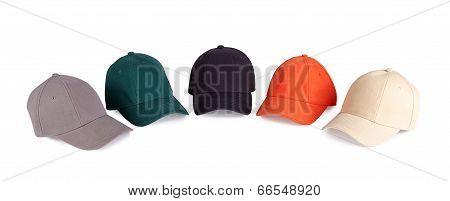 Color Baseball Caps