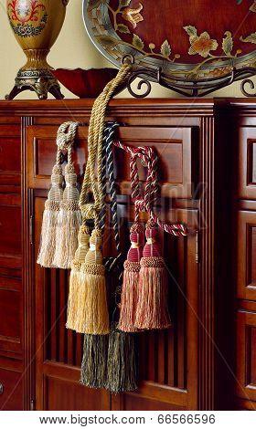 Luxury tassels