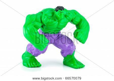 The Hulk From The Hulk Movie