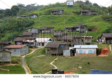 Native Village Of Malaysia