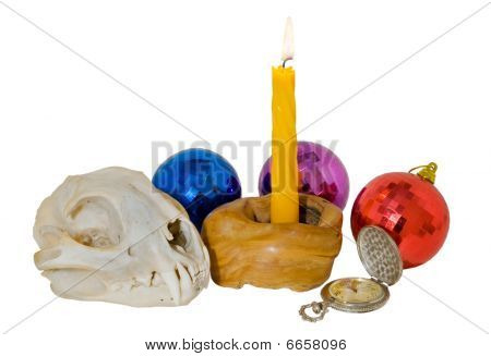 Skull And Candle