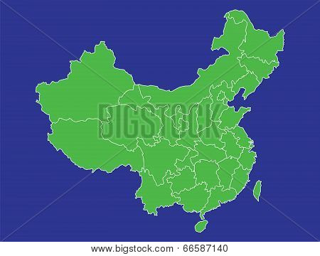 China Map 2