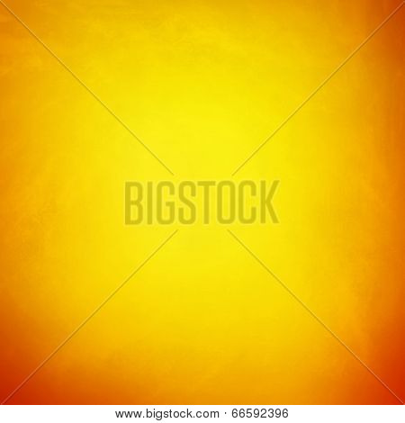 Yellow And Orange Texture Background