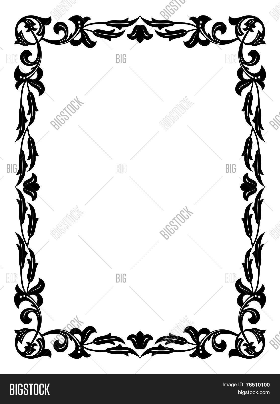 Calligraphy Vector & Photo (Free Trial) | Bigstock