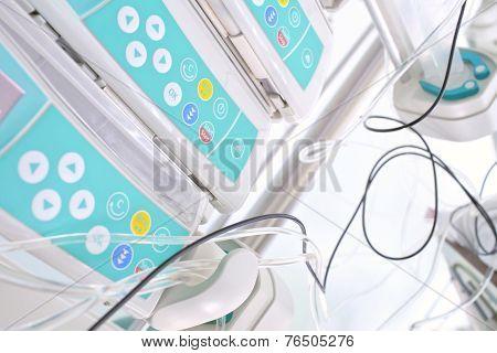 Syringe Pumps In Icu