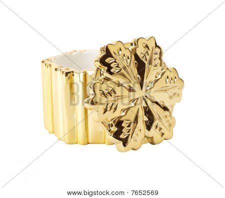 Christmas Snowflake Box
