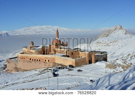 Ishak Pasha Palace - Morning View