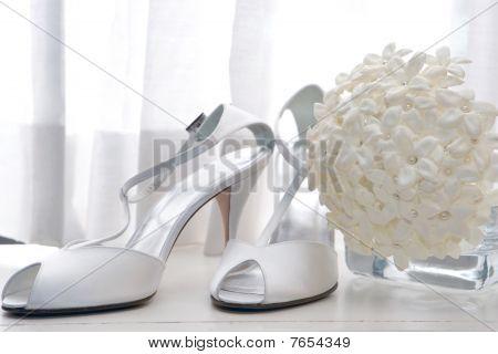 Wedding Bouquet, Flowers