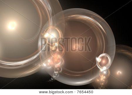 Fractal Bubbles