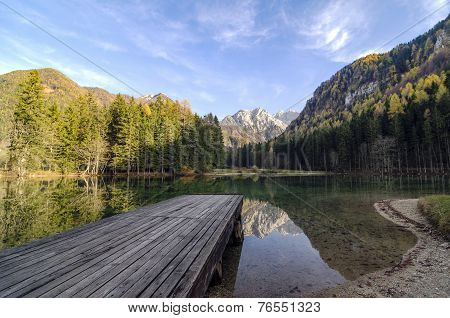 Jezersko Lake