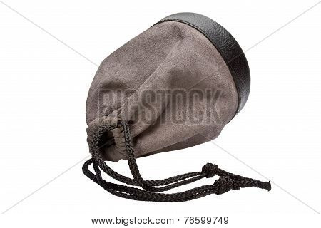 bag, leather black