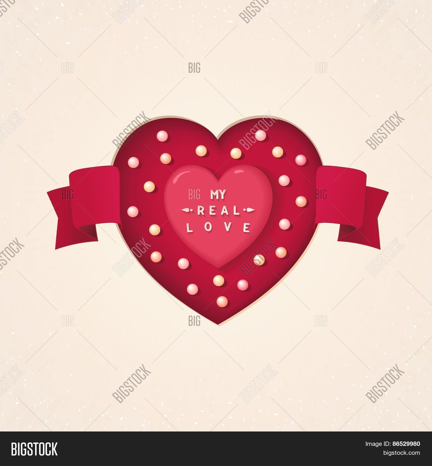 Artwork heart symbol vector photo bigstock artwork heart symbol buycottarizona Image collections