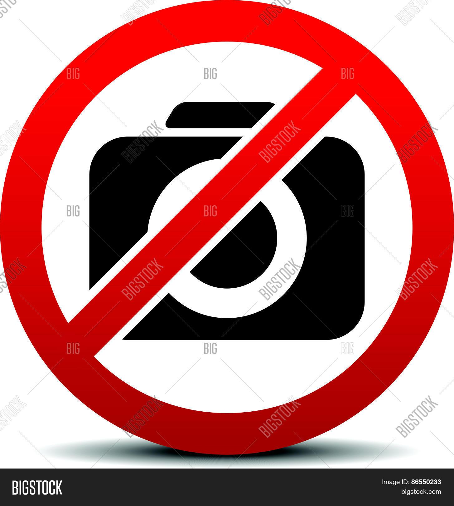 Crossed Camera Symbol Vector Photo Free Trial Bigstock