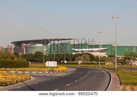 Meydan Race Club in Dubai