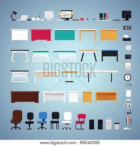 Office Furniture Set