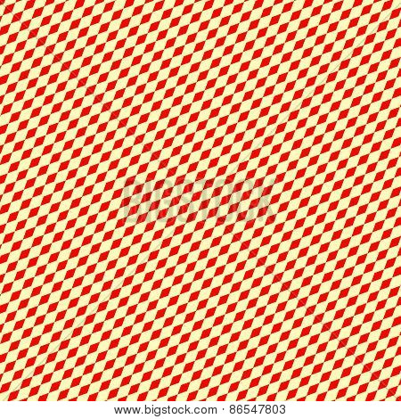Duotone Diagonal Shapes Background, Pattern: Angular Red-yellow Version
