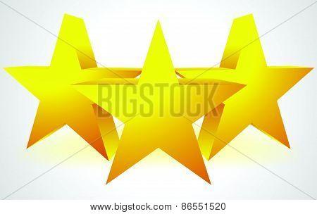 3D Stars Composition