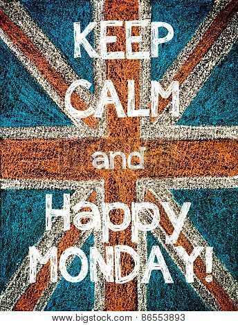 Keep Calm and Happy Monday.