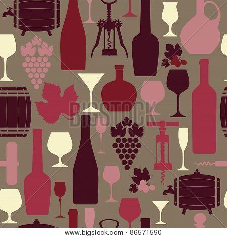 Wine Seamless