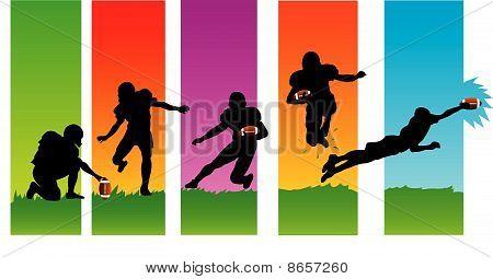 American Football-Spieler
