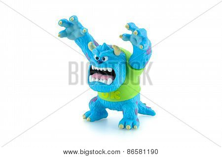 Scarers James P. Sullivan Sulley Figure Toy Character From Monsters University