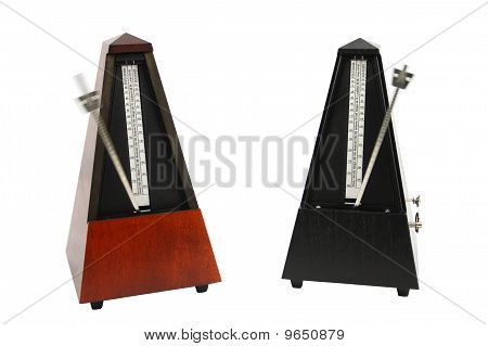 The Image Of Metronomes