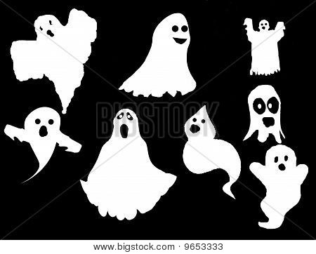 Set Of Ghosts