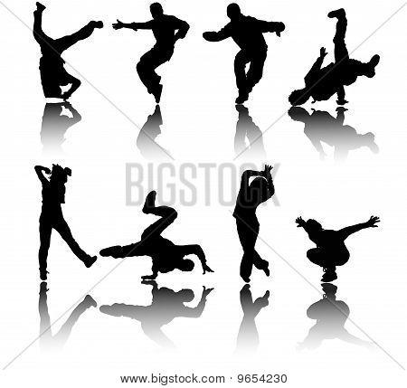 Streetdancers