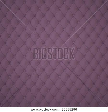 Dark Capitone Upholstery Pattern