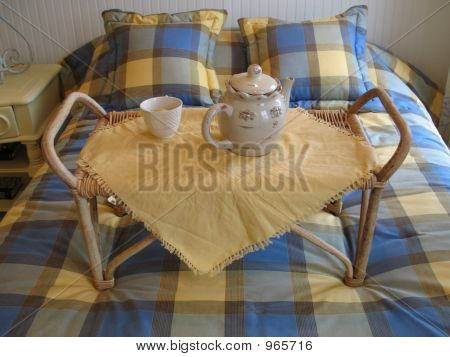 Bedroom Serving Tray