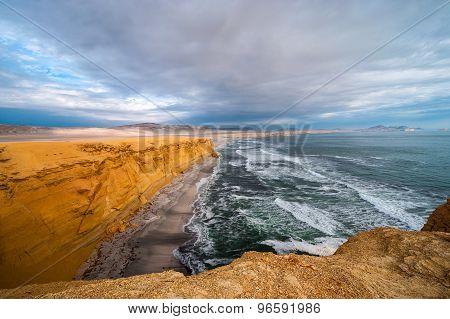 Peruvian Coastline, Paracas National Reserve