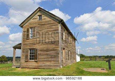 Manassas National Battlefield Park, Virginia USA