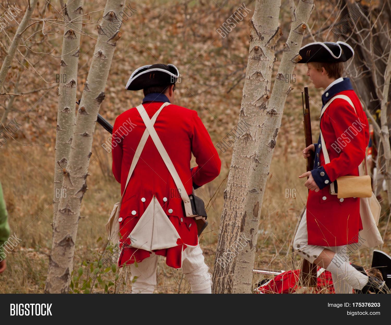 Revolutionary War Image & Photo (Free Trial)   Bigstock