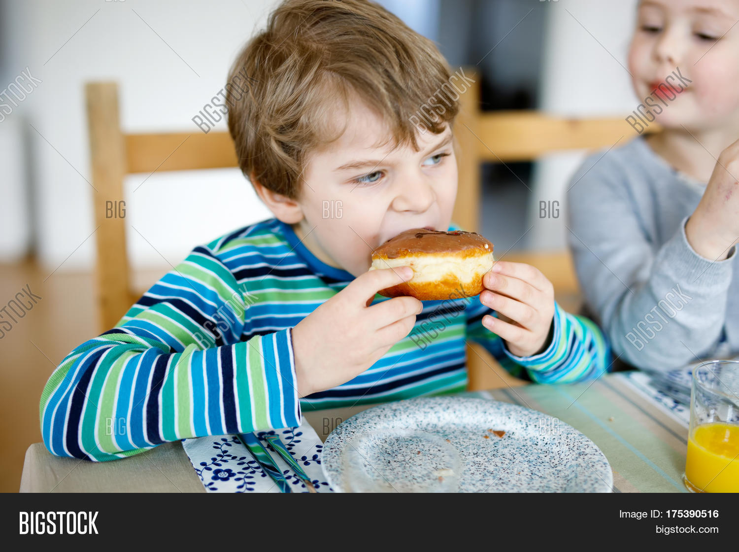 Adorable Little Image & Photo (Free Trial) | Bigstock