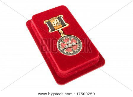 Medal 90 Years Gru