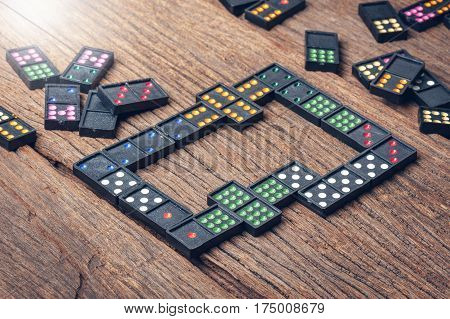 Domino Gaming Pieces
