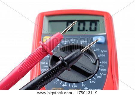 Test Leads Of Multimeter