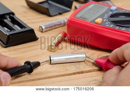 Using The Multimeter