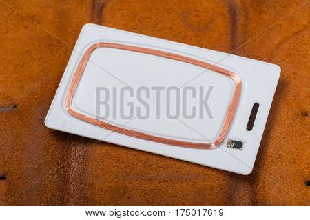 Coil In Rfid Card
